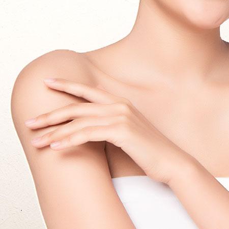 医療脱毛は敏感肌・アトピー肌でもおこなえる?負担が少ない脱毛機やクリニックの対応のイメージ