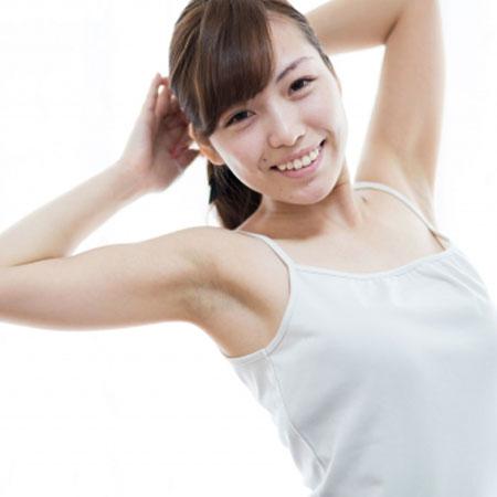 脇におすすめな家庭用脱毛器とは?脱毛効果と自宅でのやり方を解説のイメージ