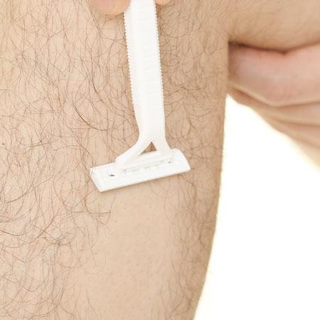 体毛を薄くする方法を解説!中学生・高校生向きの方法や男の体毛の処理方法についてのイメージ